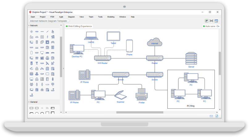 Free UML Modeling Software - Visual Paradigm Community Edition