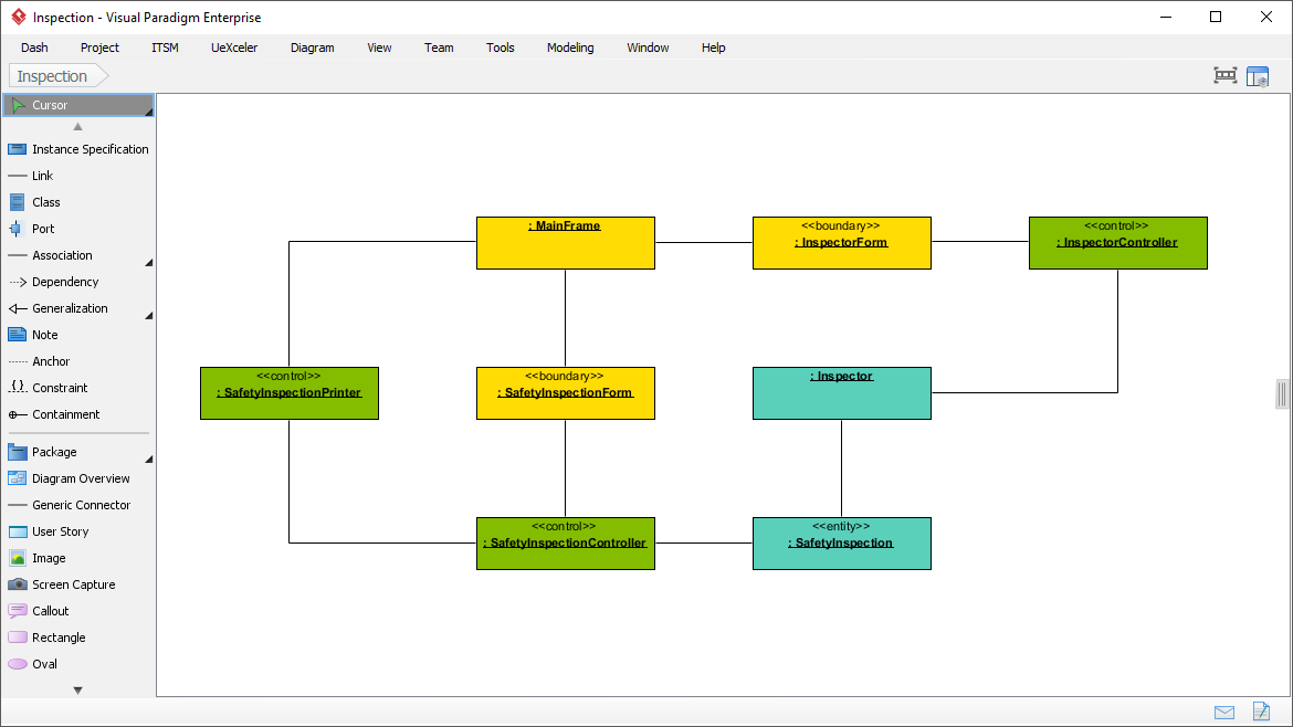 Easy To Use Uml Tool