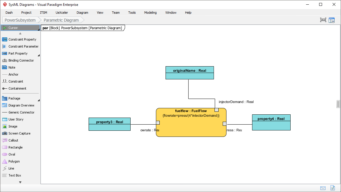 Use case diagram
