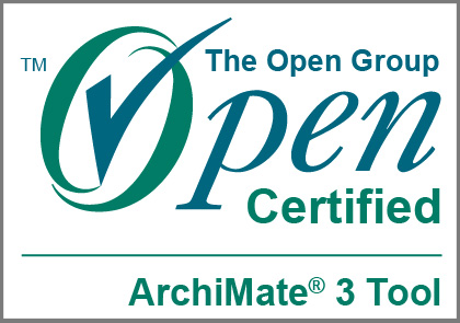 Certified ArchiMate Tool