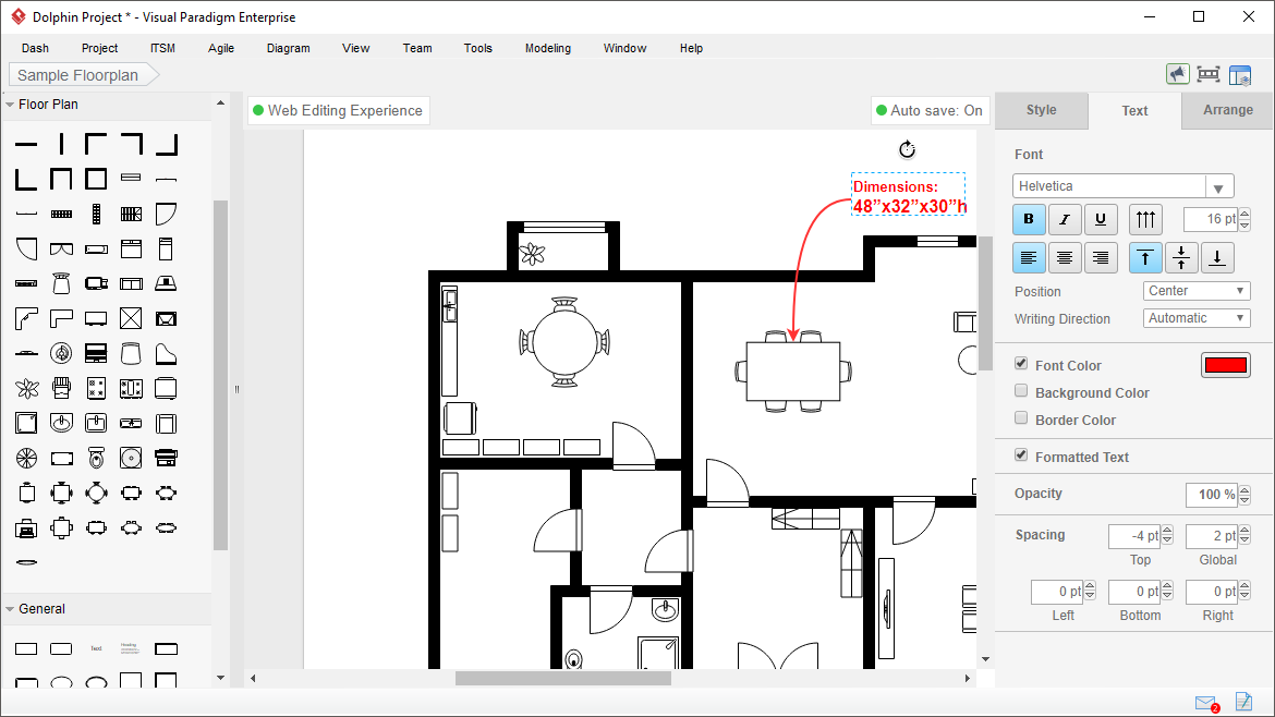 Floor plan maker for Simple floor plan maker