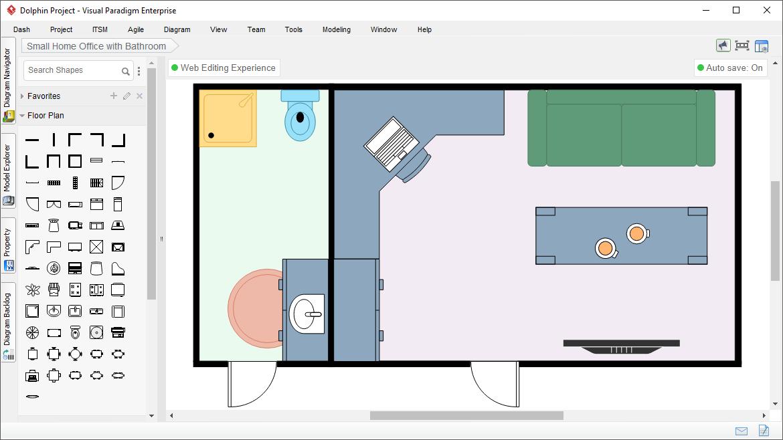 Office Floor Plan Templates Free: Floor Plan Maker