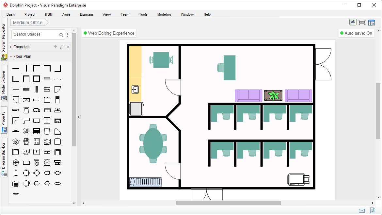 Floor plan maker - Floor plan creator free ...