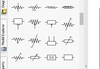 Rich wiring diagram symbols