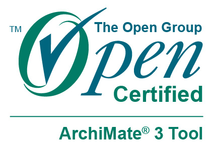 ArchiMate 3 certification logo