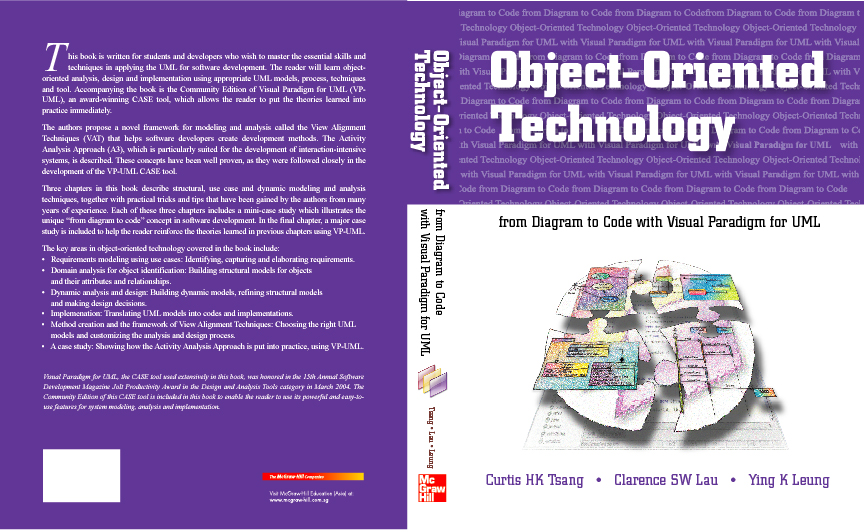 object oriented technology from diagram to code with visual paradigm for uml - Visual Paradigm For Uml Community Edition