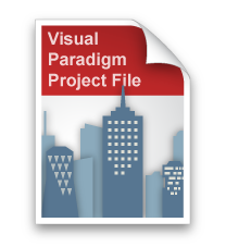 Visual Paradigm Project File