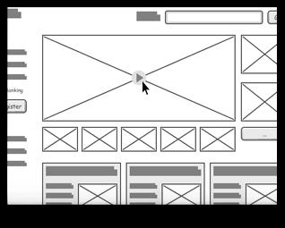 Interactive visual presentation