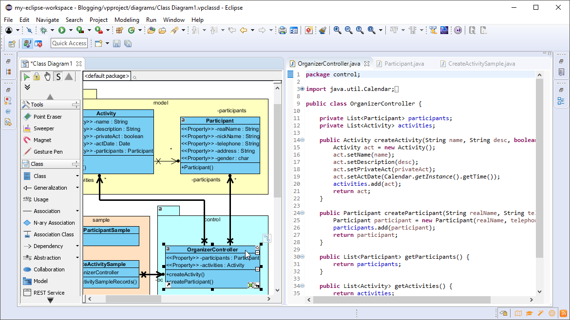 Best Eclipse UML Plug-in
