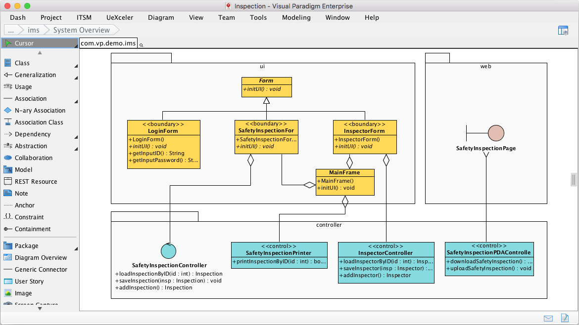 Professional uml tool for mac latest uml 2x diagrams and notations support ccuart Choice Image