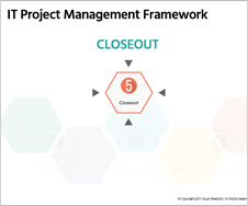 IT Project Management Framework - Closeout