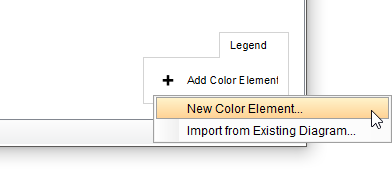 Add color element