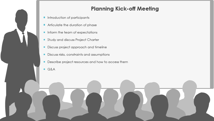 Planning Kick-off Meeting