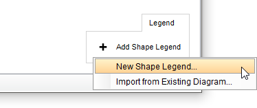New shape legend