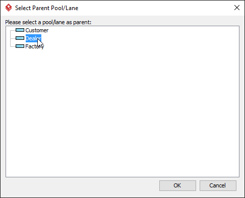 Select parent pool