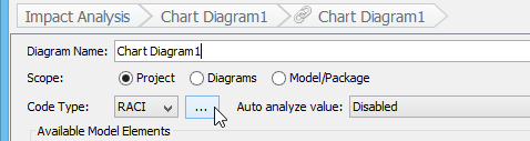 Edit code type
