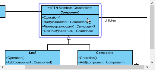 select component