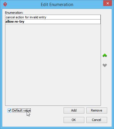 Select default value