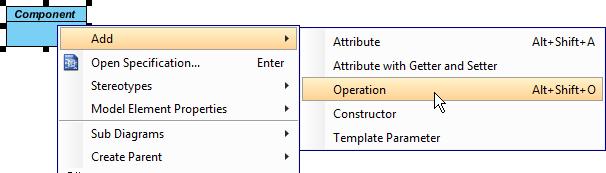 add operation