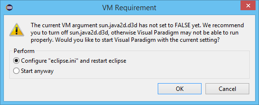 Configure eclipse.ini
