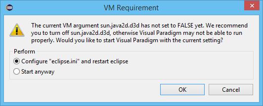 Configure eclipse.ini