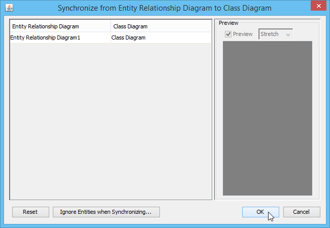 Eclipse tutorial how to access database without sql synchronize to class diagram window ccuart Image collections
