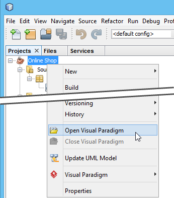 4 open vp - Visual Paradigm Viewer
