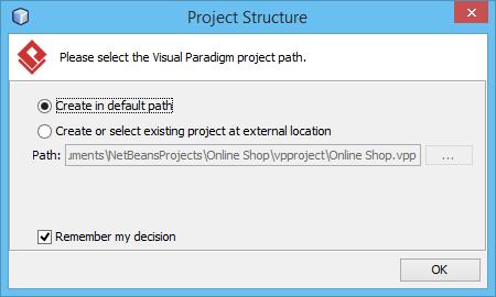 5 default path