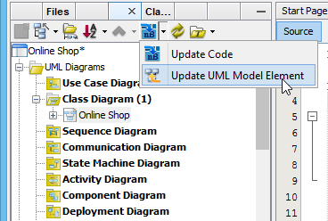 How to draw uml diagrams in netbeans 6 update model ccuart Image collections