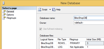 ERD Tutorial: How to Design and Generate SQL Server DB?