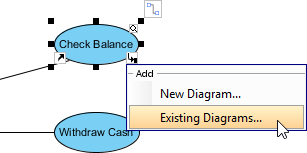 05 add existing diagram