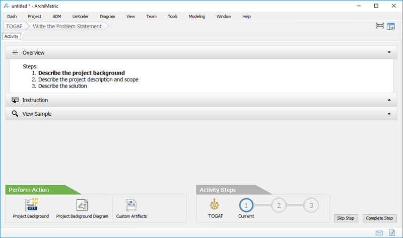 What is togaf how to perform ea with togaf adm tool for Tools for enterprise architecture