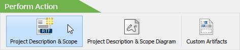 Project description and scope