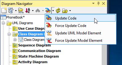 Update code