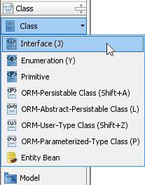 Create interface