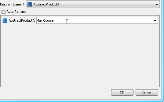rename abstract product a