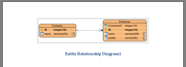 erd image in doc composer