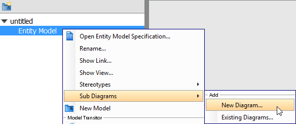 How to Generate Class Diagram from ERD?