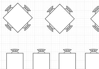 Restaurant Seating Plan